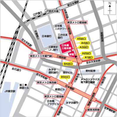エルメス日本橋三越本店