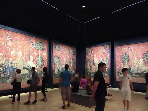 パリ クリュニー中世美術館