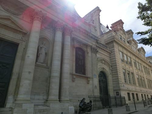 ソルボンヌ パリ大学 パリ