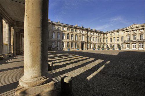 コンピエーニュ宮殿