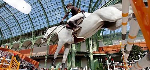 エルメス社主催 馬術競技大会