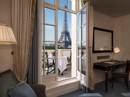 シャングリ・ラ・ホテル パリ