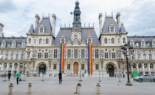 パリ オーランド追悼 #lovewins