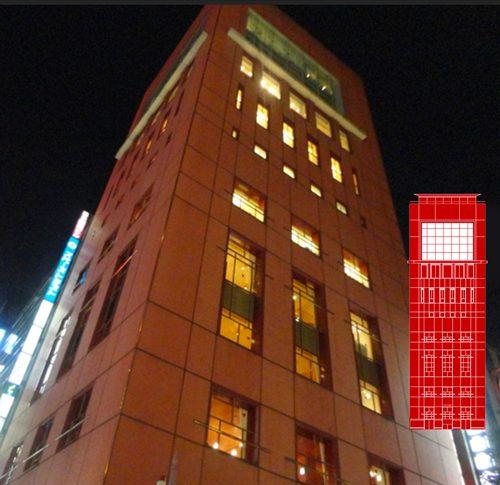 東京銀座資生堂ビル