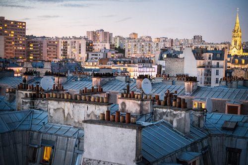Le Perchoir パリ