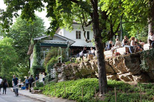 Le Pavillon Puebla パリ
