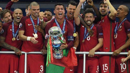 EURO2016 ポルトガル