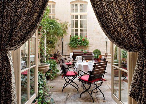Hôtel d'Aubusson パリ