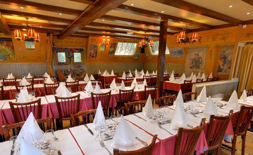レストラン La Bonne Franquette