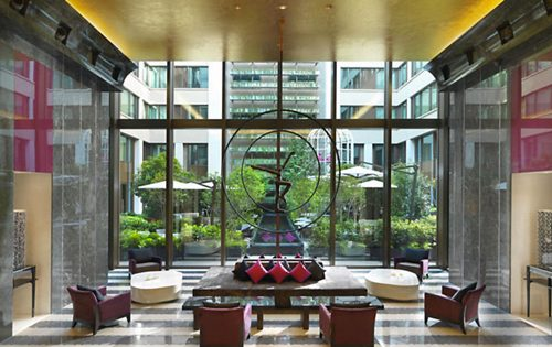 マンダリンオリエンタルホテルパリ