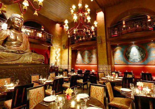 パリ ブッダバーレストラン