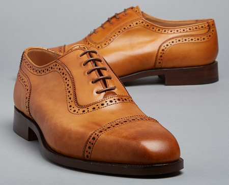 ギリー 紳士靴