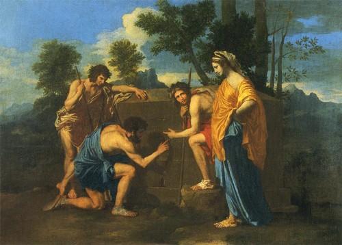 17世紀、フランス古典主義の巨匠 ニコラ・プッサン