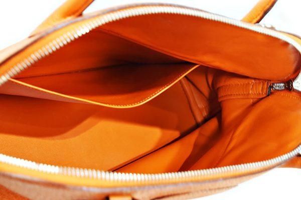 エルメス ボリード31 オレンジ トリヨンクレマンス