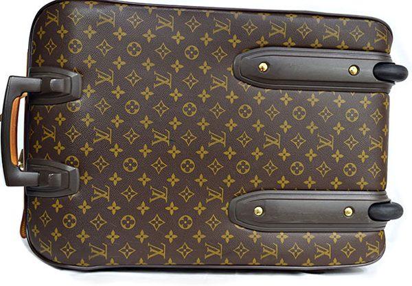 ルイヴィトン キャリーバッグ 旅行バッグ スーツケース ぺガス60