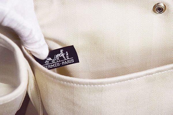 エルメス バルパライソの便利なトートバッグ