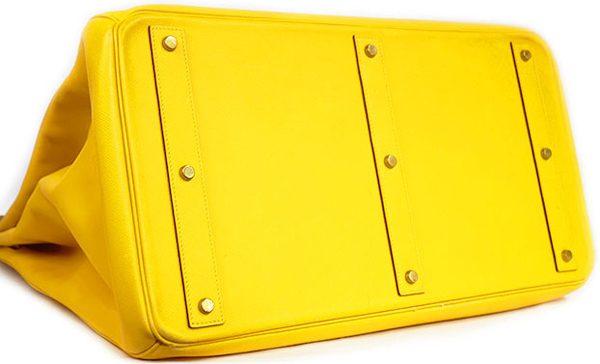 エルメス オータクロア50 黄色