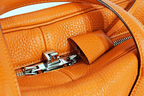 エルメス ヴィクトリア2 オレンジ