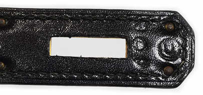 エルメス ケリー28 ボックスカーフ 黒