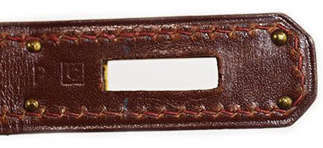 ケリーアドGM 茶色 ボックスカーフ