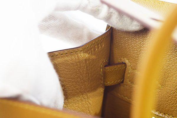 バーキン25セリエ(外縫い) エルメスの新作