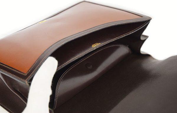 エルメス ヴィンテージバッグ ボックスカーフ