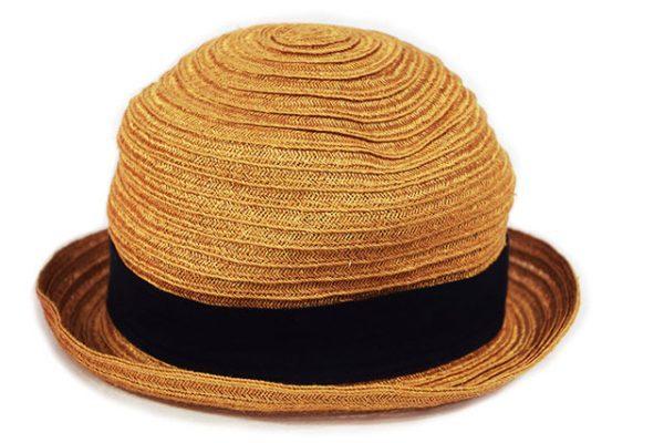 エルメス 帽子 夏にぴったり!麻100%