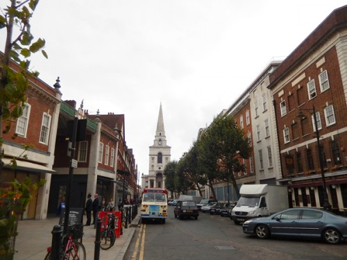 Spitalfields market  スピタルフィールズ・マーケット ロンドン