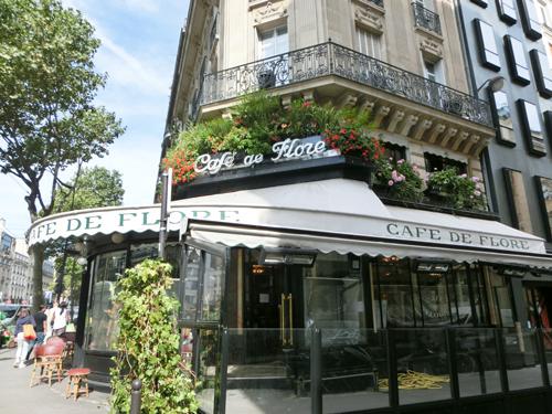Cafe de Flore(カフェ・ド・フロール)