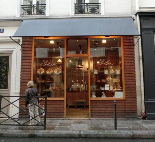 パリ ポワラーヌ パン屋