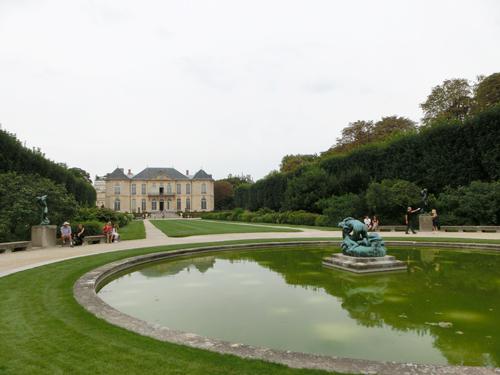パリ ロダン美術館 観光