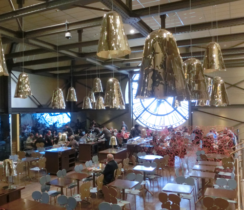 オルセー美術館 レストラン