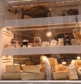 フランス チーズ フロマージュリー ヒサダ パリ
