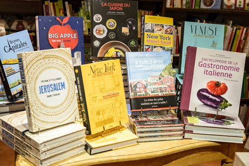 La librairie Gourmande
