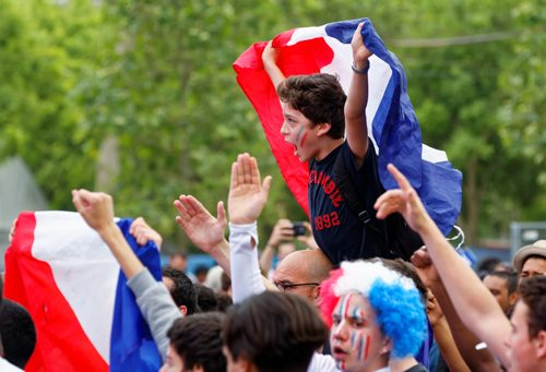 UEFA欧州選手権 サッカー EURO2016 フランス