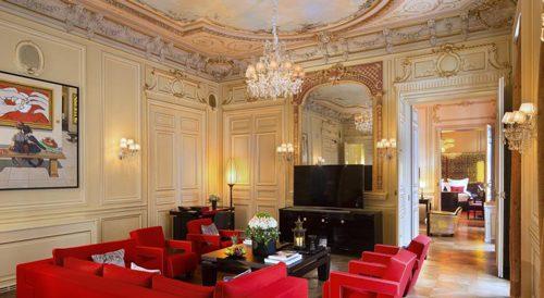 パリ ブッダバーホテル