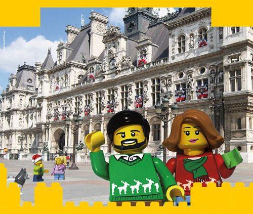 パリ レゴ