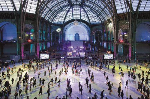 パリ グランパレ スケート